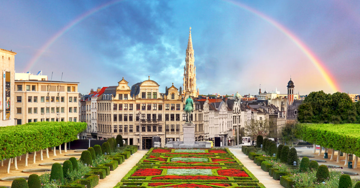 Flights to Brussels in the $500s round-trip!