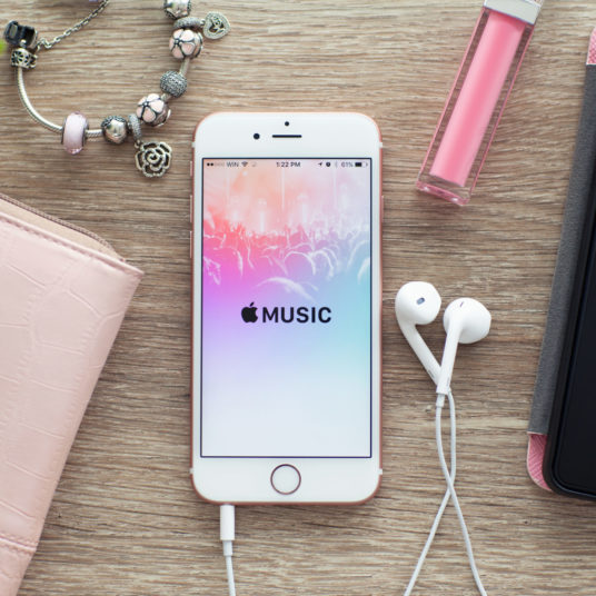 FREE 4-month Apple Music subscription for new subscribers