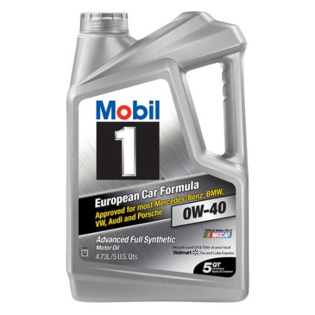 Save up to $30 on Mobil 1 motor oil via rebate