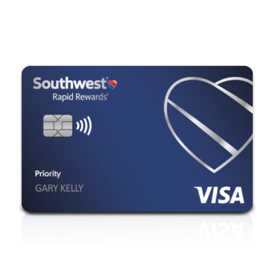 Earn up to 10 flights with this Southwest Airlines credit card