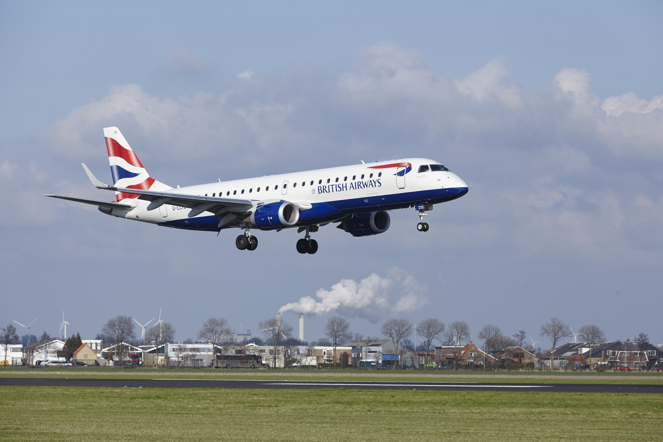 British Airways credit card can get you up to 2 FREE flights!