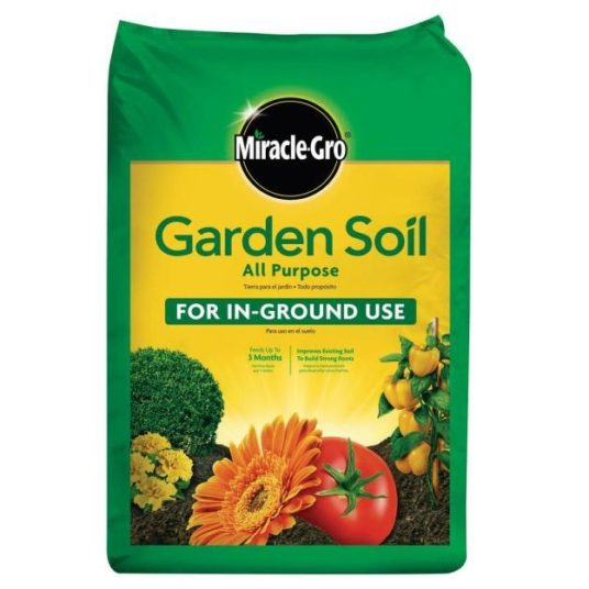 In-store: Miracle-Gro all-purpose 0.75-cu ft garden soil for $2