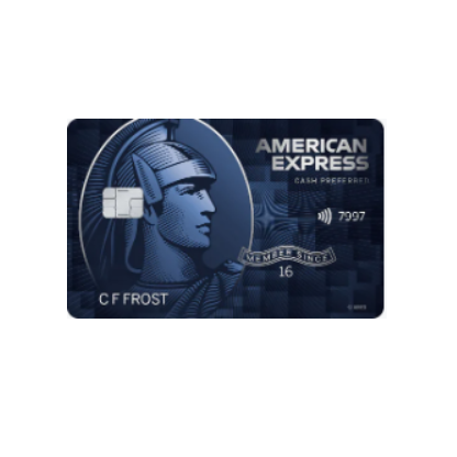 Earn a $300 statement credit with the American Express Blue Cash Preferred Card