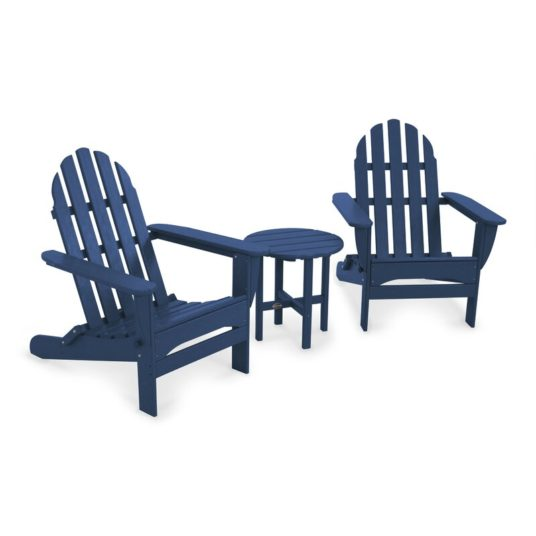 Save up to 50% on USA-made outdoor conversation sets at Wayfair