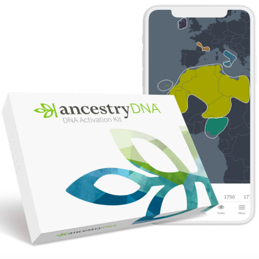AncestryDNA test discounted to $59
