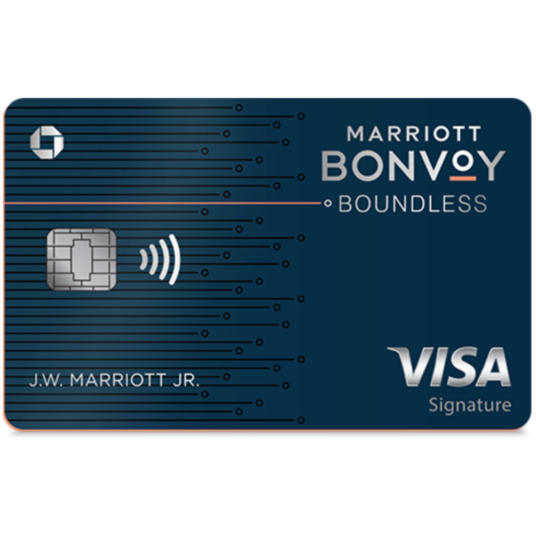 Earn 1 FREE night + 125,000 bonus points with the Marriott Bonvoy Boundless® card