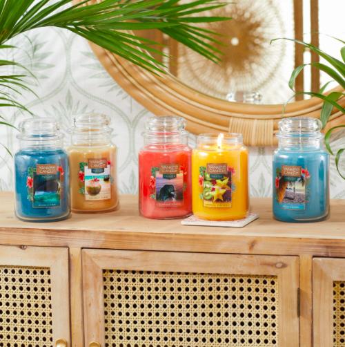 Yankee Candle: Buy 2, get 1 FREE jar candles