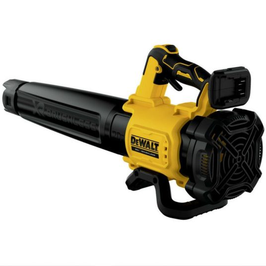 Dewalt handheld blower (tool only) for $120