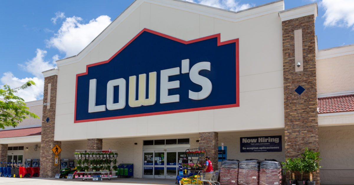 The best deals of the Lowe's Home Improvement SpringFest Sale