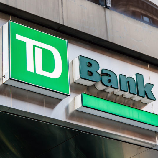 Earn up to $300 with a new T.D. Bank checking account
