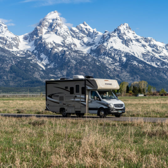 RV Share: Get a $250 credit toward an RV rental when you donate your tent