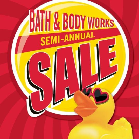 Save up to 75% at Bath & Body Works