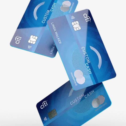 Get a $200 signup bonus with the Citi Custom Cash Card
