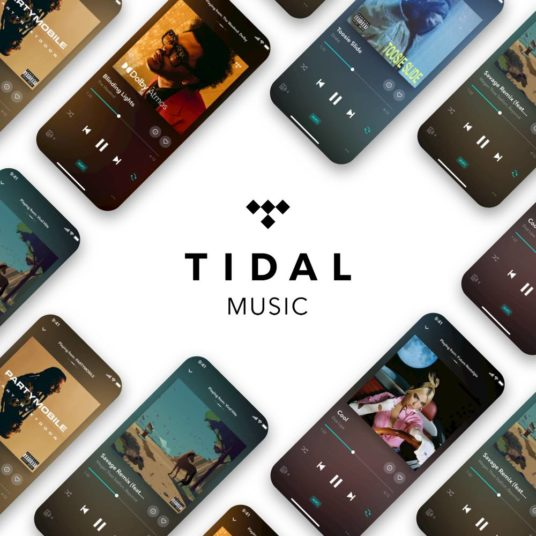 Tidal HiFi Family Music 3-month subscription for $1